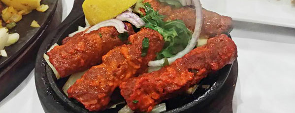 Seekh Kebab(4 pcs) - $12.00